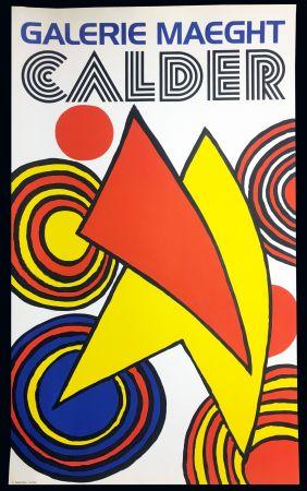 Manifesti Calder - CALDER 73 :