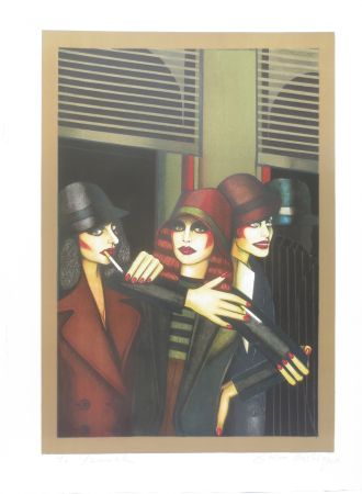 Litografia Okshteyn - Call girls