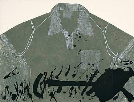 Incisione Tàpies - Camisa