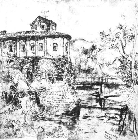 Acquaforte E Acquatinta Piacesi - Canzone al Metauro