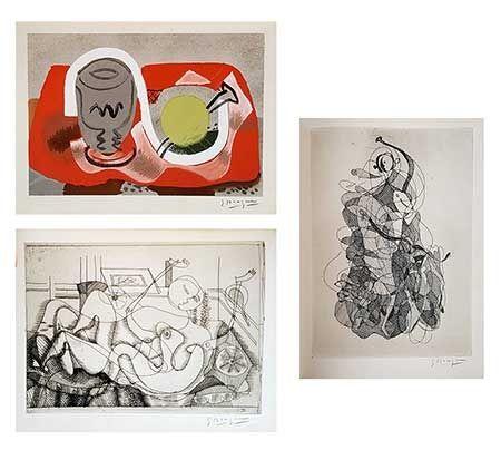Libro Illustrato Braque - Carl Einstein