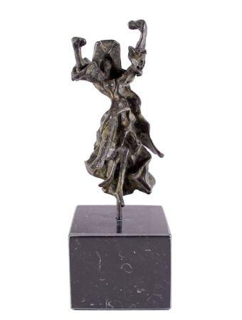 Multiplo Dali - Carmen Castanets - Carmen aux Crotales (Clot collection)