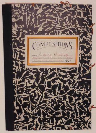 Serigrafia Equipo Cronica - Carpeta compositions