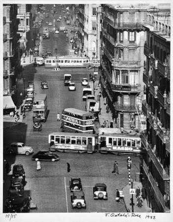 Fotografie Català-Roca - Carrer Balmes, Barcelona, 1953