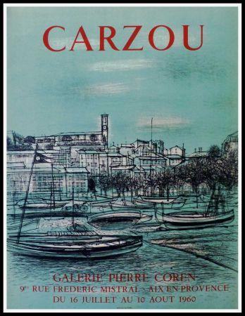 Manifesti Carzou - CARZOU GALERIE PIERRE COREN, AIX EN PROVENCE