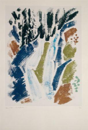 Acquaforte Masson - Cascade bleue