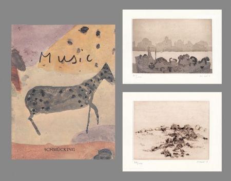 Incisione Music - Catalogue Schmücking