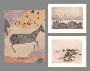Libro Illustrato Music - Catalogue Schmücking