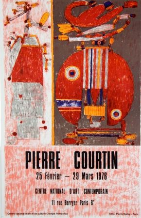 Litografia Courtin - Centre National D'Art Contemporain