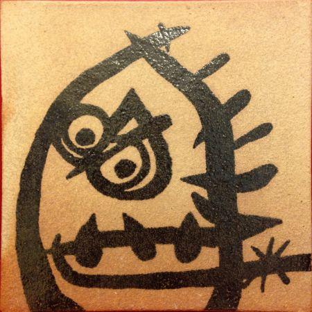 Ceramica Miró (After) - Ceramic