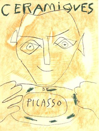 Litografia Picasso - Ceramiques