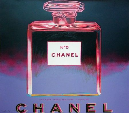 Serigrafia Warhol - Chanel (FS II.354)