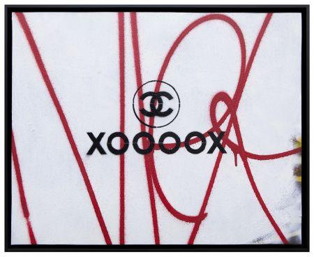 Multiplo Xoooox - Chanel (Mer) Unique Stencil
