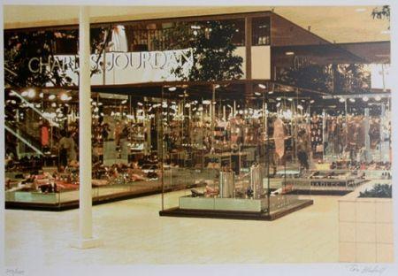 Serigrafia Blackwell - Charles Jourdan Galleria