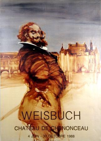 Offset Weisbuch - Chateau de Chenonceau