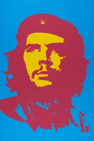 Serigrafia Warhol (After) - Che Guevara III.