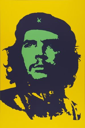 Serigrafia Warhol (After) - Che Guevara IX.