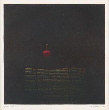 Maniera Nera Hamaguchi - Cherry and Asparagus