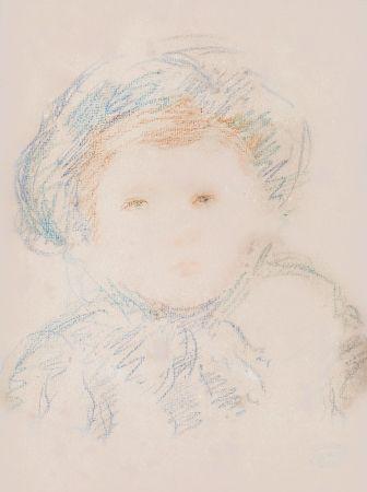 Non Tecnico Cassatt - Child in a Bonnet