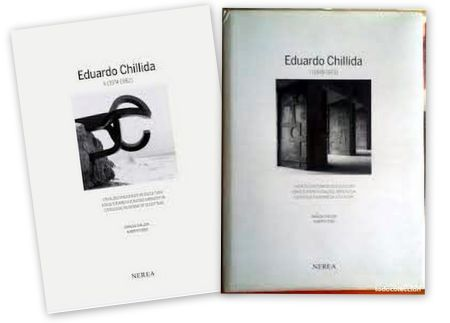 Libro Illustrato Chillida - Chillida Catalogue Raisonné Of Sculpture Vol. I - Vol. Ii