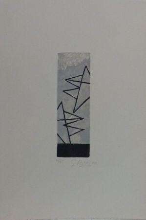 Litografia Braque -
