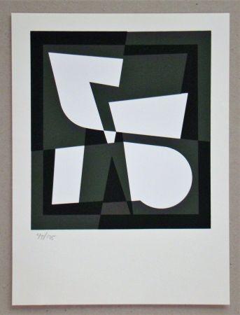 Serigrafia Vasarely - Cingsha
