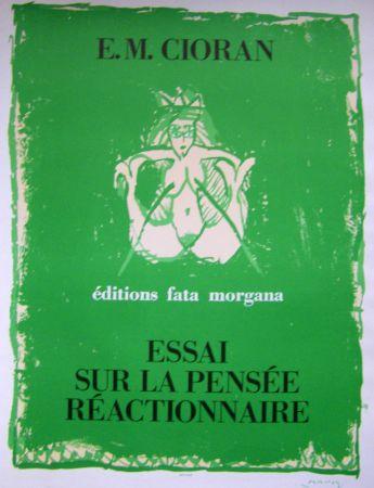 Manifesti Alechinsky - Cioran