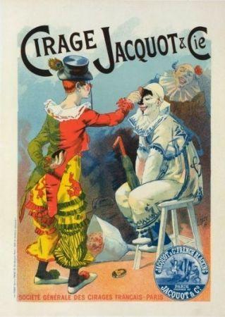 Litografia Lefevre - Cirage Jacquot & Co.