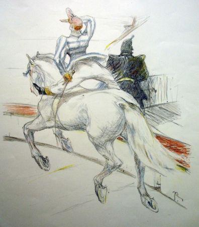 Litografia Roig - Cirque / Circus