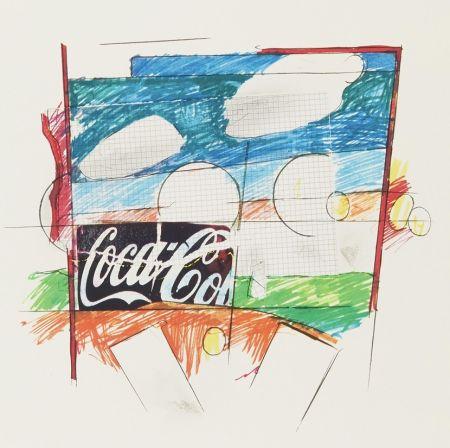 Multiplo Schifano - Coca-Cola