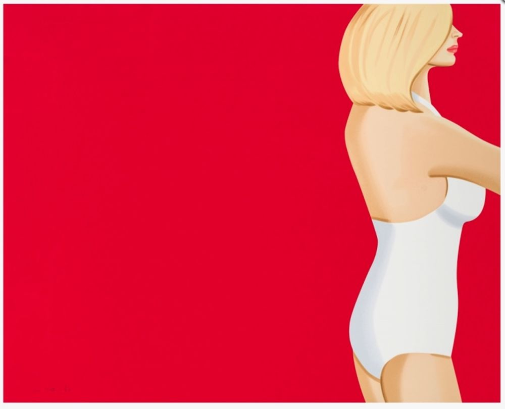 Serigrafia Katz - Coca-Cola Girl 3