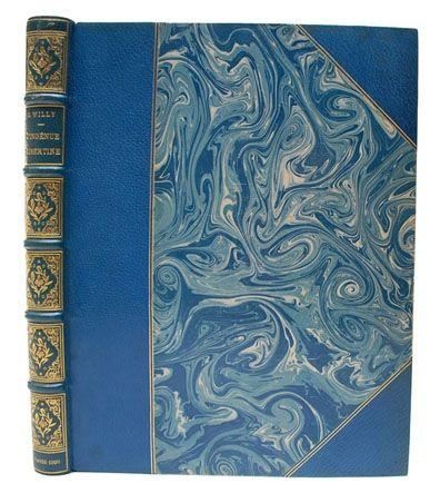 Libro Illustrato Icart - Colette - L'Ingénue libertine - eaux-fortes de Louis Icart