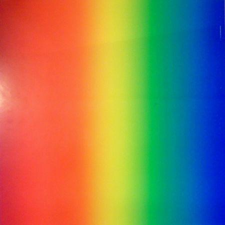 Serigrafia Alviani - Colore