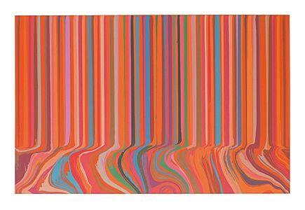 Acquaforte Davenport - Colourcade Buzz: Red and Orange Mirrored