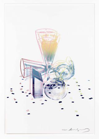 Serigrafia Warhol - Committee 2000