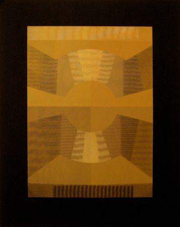 Serigrafia Sempere - Composición 3