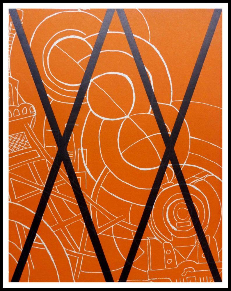 Litografia Delaunay - COMPOSITION