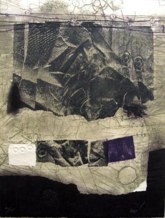 Incisione Clavé - Composition