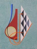 Serigrafia Domela - Composition