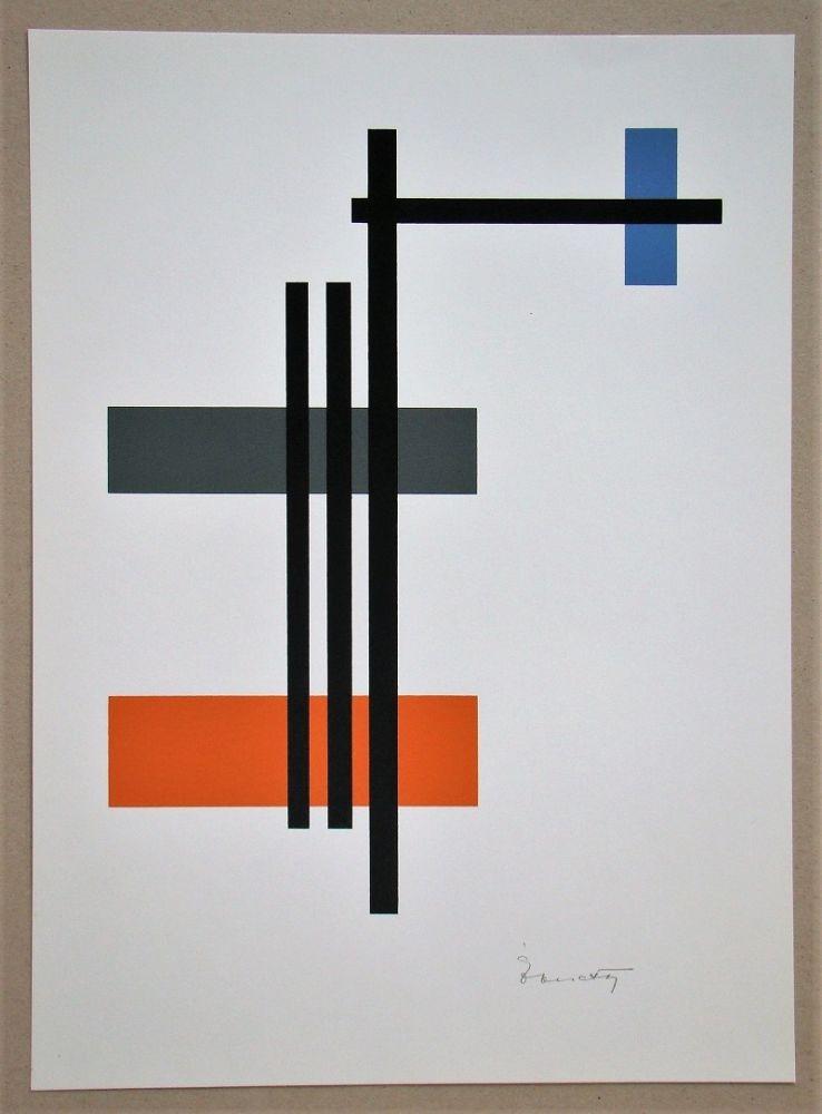 Serigrafia D'ébneth - Composition