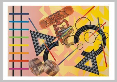 Serigrafia Phillips - Composition