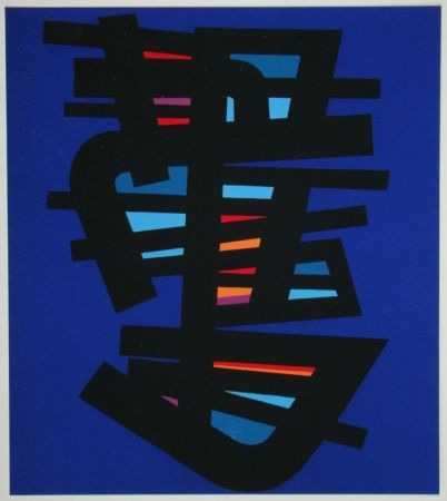 Serigrafia Pillet - Composition