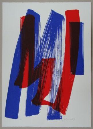 Serigrafia Westerveld - Composition