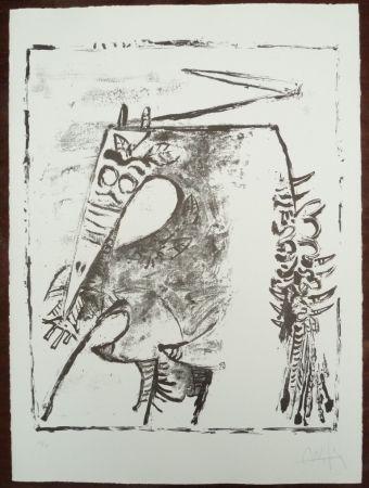 Litografia Lam - Composition