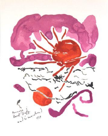 Litografia Marchand - Composition