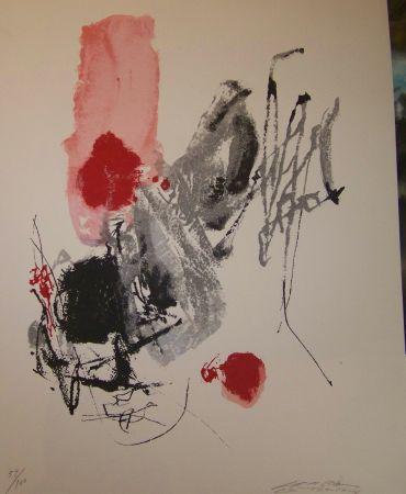 Litografia Chu Teh Chun  - Composition