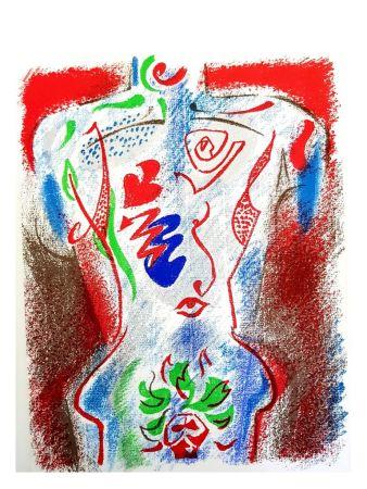 Litografia Masson - Composition