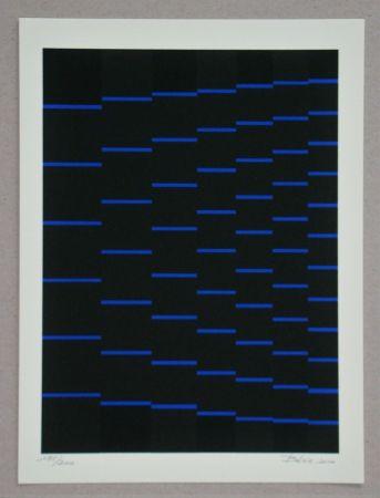 Serigrafia Bézie - Composition