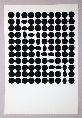 Serigrafia Vasarely - Composition