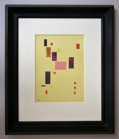 Litografia Kandinsky - Composition - 1931
